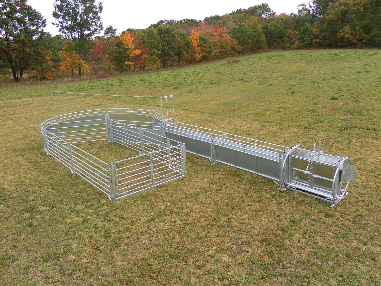 Handling Systems D S Livestock Equipment